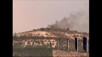 Интензивни боеве по сирийско-турската граница