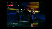 Norway - Maria Storeng - Hold On Be Strong eurovision final 2008
