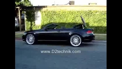 Bmw 6 - Series Convertible