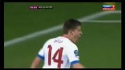 Евро 2012 : Русия 2 : 1 Чехия ( Пилар 53' минута ) 08.06.2012