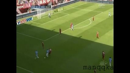 Twente 1-0 V V V - Venlo