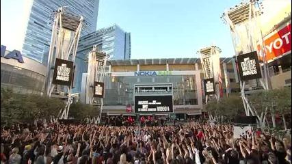 Justin Bieber - Medley (mtv Vma 2010)