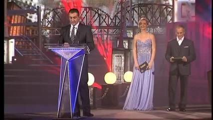 Спортист на годината 2012 - треньор № 2 Найден Найденов