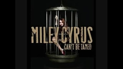 Miley Cyrus - Cant Be Tamed Preview