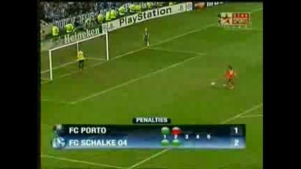 Fc Porto - Schalke 04 Champions League Penalties