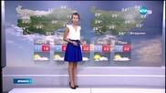 Прогноза за времето (30.04.2015 - обедна)