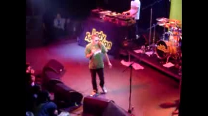 Lady Sovereign - The Broom Live