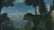 Tyrannosaurus Rex 3d Screensaver - Maкс графика, 60 кад/сек, 4k