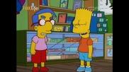 Семейство Симпсън - Най - лошият епизод С12е11 Бг Аудио