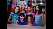 "Квартет ""Upstreem Voices Junior"" - Представяне - Големите надежди - 16.04.2014 г."