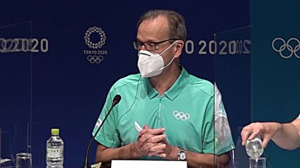 Japan: Olympic athletes 'most tested community in the world' - IOC spox.