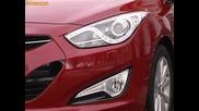 Hyundai i40 - тест драйв