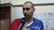 Братоев: За Купата може да и да бием ЦСКА, но имаме бариера срещу тях