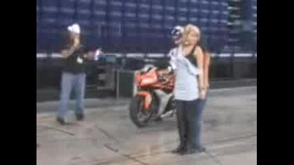 Aaron Colton Stunt Show Indy 2009