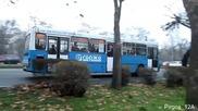 Чавдар 120: А 2341 Вр по линия 12 в Бургас - втора част