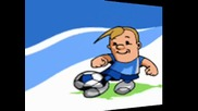Футболен Мач - Песничка