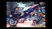 Yamaha Aerox - Tuning