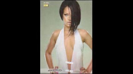 Rihanna Fhm