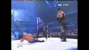 Backlash 03 - Rey Mysterio Vs Undertaker
