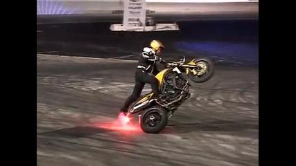 Drift and Bike Stunt Show