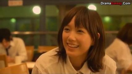 [ Bg sub] Ao haru ride movie 4 част