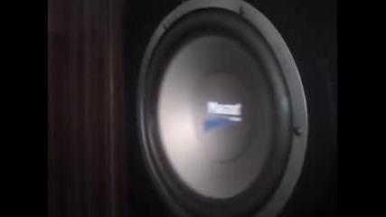 Magnat Edition B30 - basstest