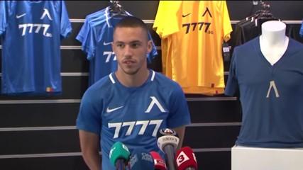 Станислав Иванов: Левски винаги играе за победа, така ще е и в Словакия