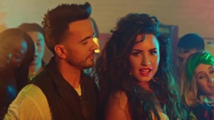 Luis Fonsi and Demi Lovato - Echame La Culpa + текст/превод