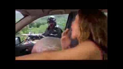 Две Секси Мацки + Моторист = ????