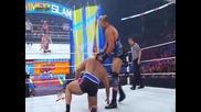 Alexander Rusev vs Jack Swagger ( Flag Match ) - Wwe Summerslam 2014