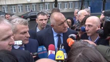 Борисов: Една голяма любов предизвика истерията на