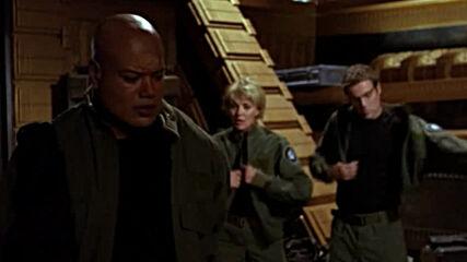 Stargate Sg-1 the most beautiful battle