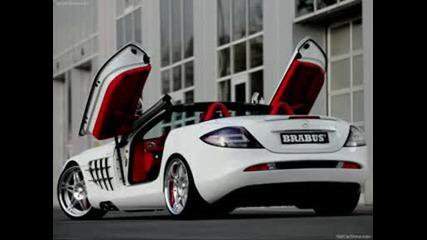 Mercedes - Benz Brabus Sl,  Cl,  Slr,  C .avi