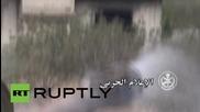Syria: Syrian Army pushes forward in Hama region following Russian airstrikes