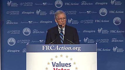 USA: 'Kavanaugh will be on Supreme Court' - Senator Republican leader