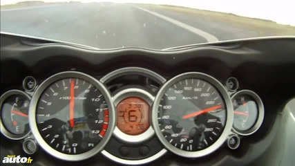 300 km_h en Suzuki Hayabusa