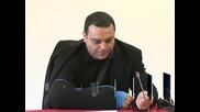 Министърът на транспорта отчита усвояването на европари