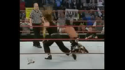 Jeff Vs. Joey Mercury / Raw 22 January 07/