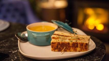 Ейдриън Ричардсън | Тайландска супа от тиква