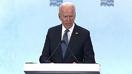 UK: '120 days, give me a break, I need time' - Biden on why Trump-era sanctions remain in place