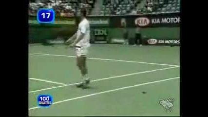 Тенис Инцидент 1 На Милион !
