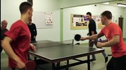 Epic Speed Pong - Walters and Shieff 2013 Ep3 - Damien Walters