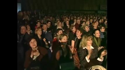 Kemal Monteno i Boris Novkovic - Daleko - (LIVE) - (Skenderija 2003) - (FTV)