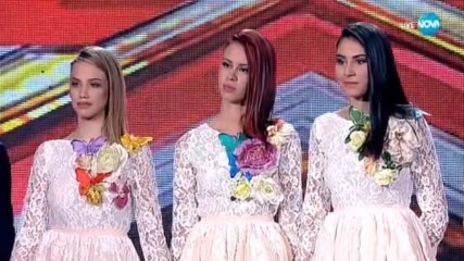 TREASURES напускат шоуто, X Factor Live (05.11.2017)
