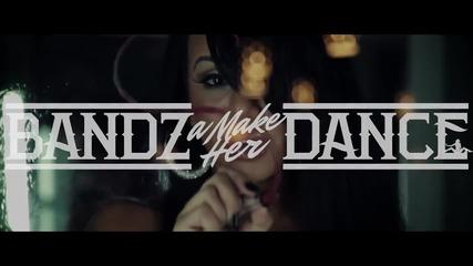 Juicy J - Bandz A Make Her Dance ft. Lil Wayne & 2 Chainz (explicit Hd)