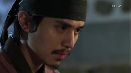 Бг субс! The Fugitive of Joseon / Беглецът от Чосон/ епизод 16 част 1/2