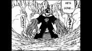 Naruto Manga 412 : Fear Like Theyve Never