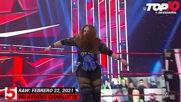 Top 10 Mejores Momentos de RAW: WWE Top 10, Feb 22, 2021