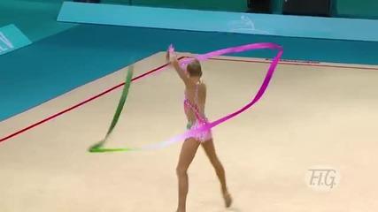 Yana Kudryavtseva (rus) - Rhythmic Worlds 2013