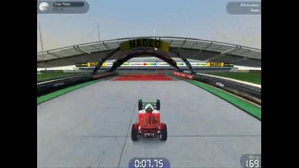 Trackmania Gameplay by Taz